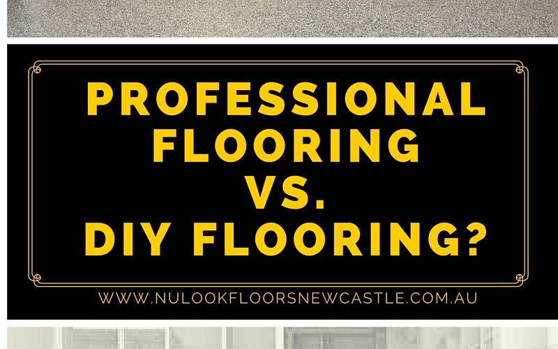 Professional Flooring vs. DIY Flooring