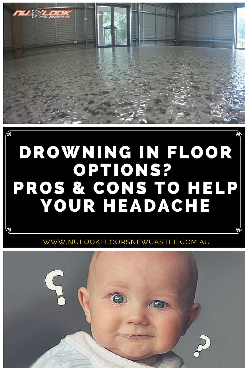 Drowning in Floor Options – Pros and Cons to Help Your Headache