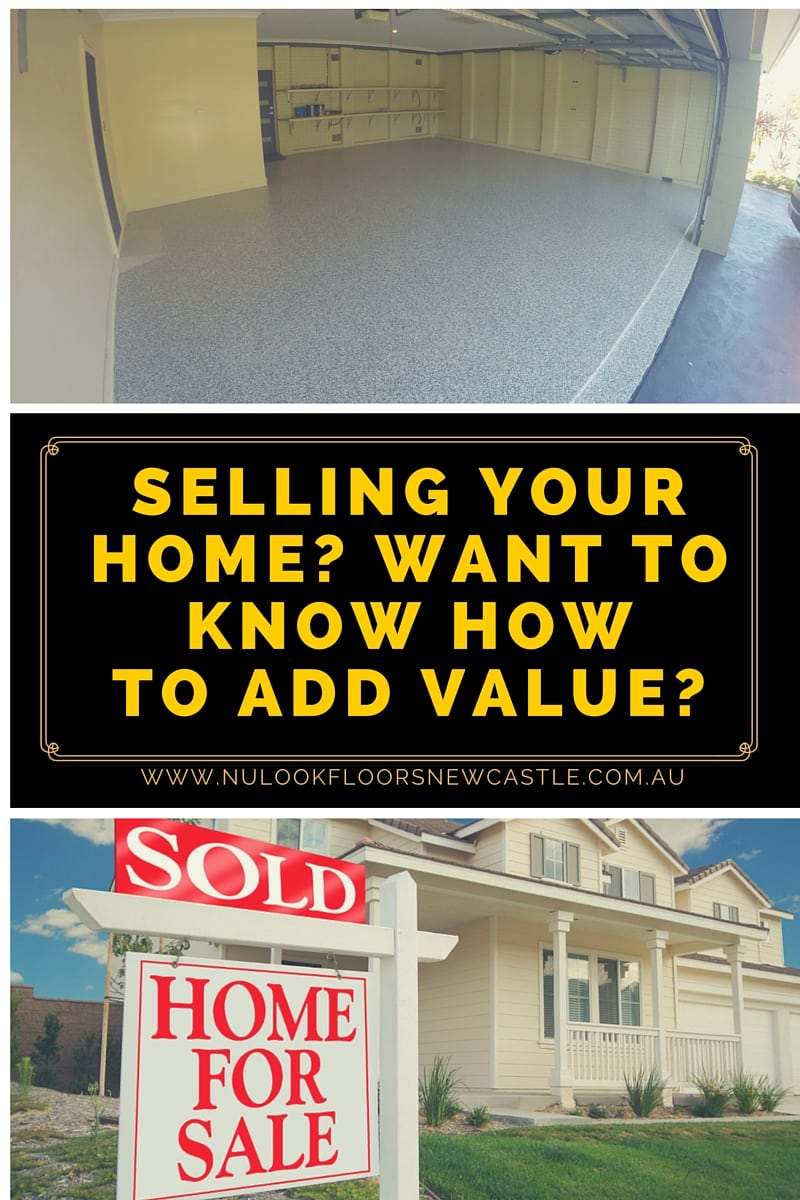 Selling your home? How to add value to your home