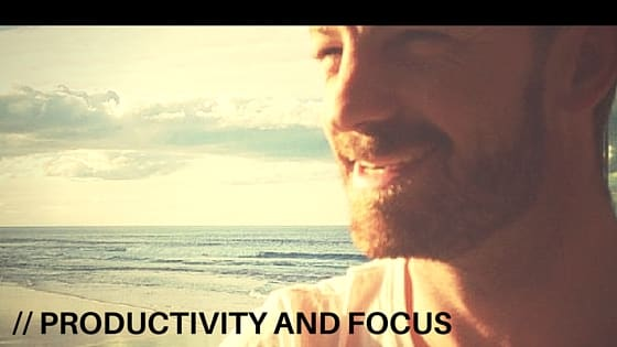 Our success is underpinned by Productivity and Focus