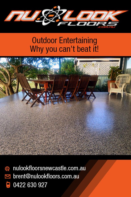 Outdoor home entertaining – Why you can't beat it!